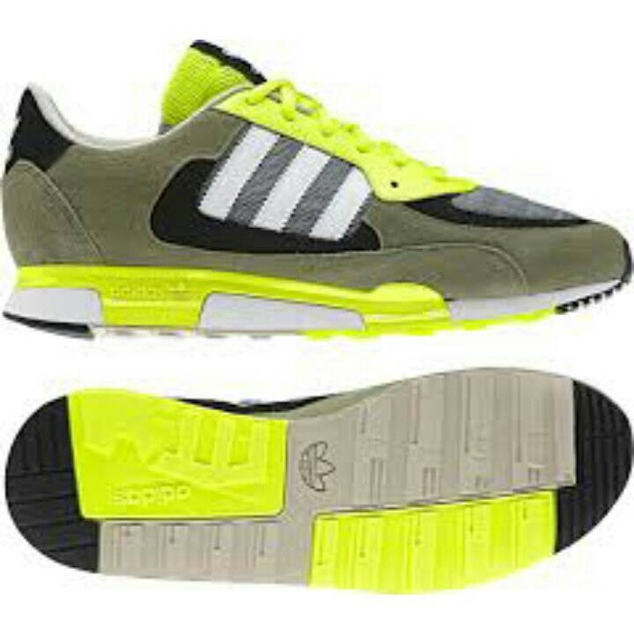 7cc983513fd78 ... closeout sepatu casual sneaker adidas zx 850 abu hijau original asli  murah 73a8e f4691