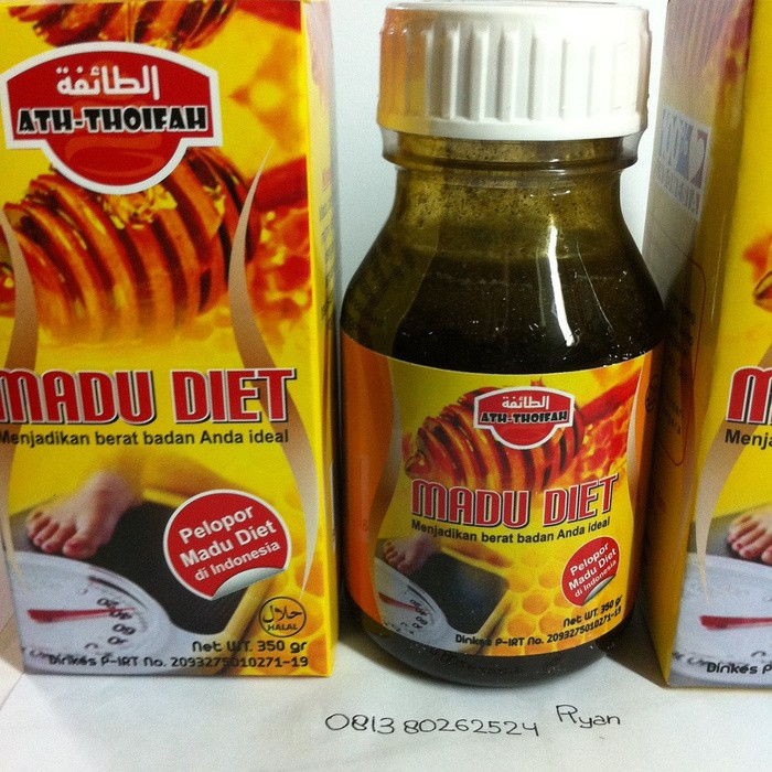Jual Madu Diet At-Thoifah | Toko Madu Ammar Lantabura