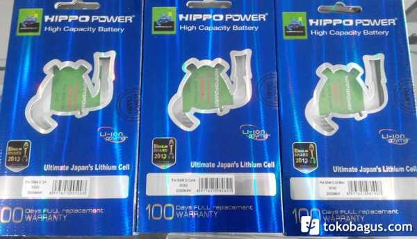 harga Hippo note iii 3600mah battery / baterai samsung galaxy note 3 n9000 Tokopedia.com