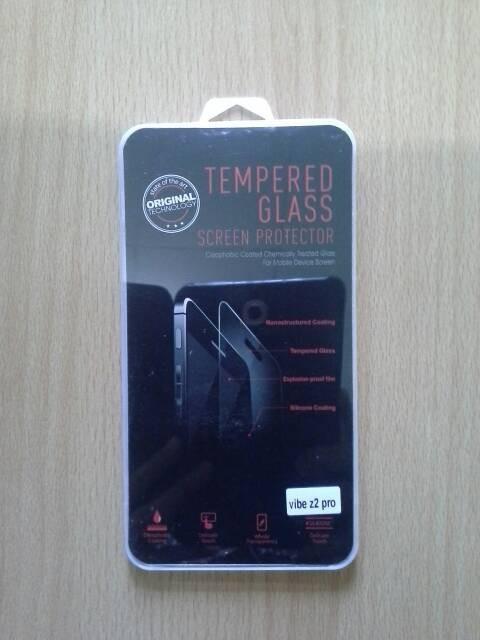 Tempered glass lenovo vibe z2 pro