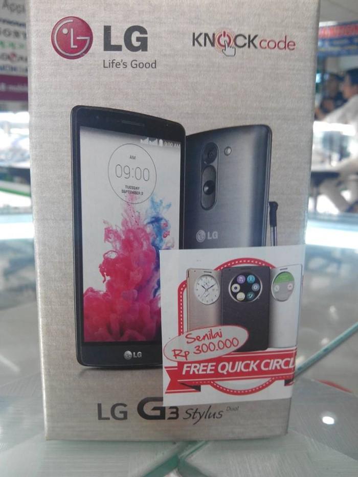 Foto Produk LG G3 Stylus Free Flip Cover dari Sansui Cellular