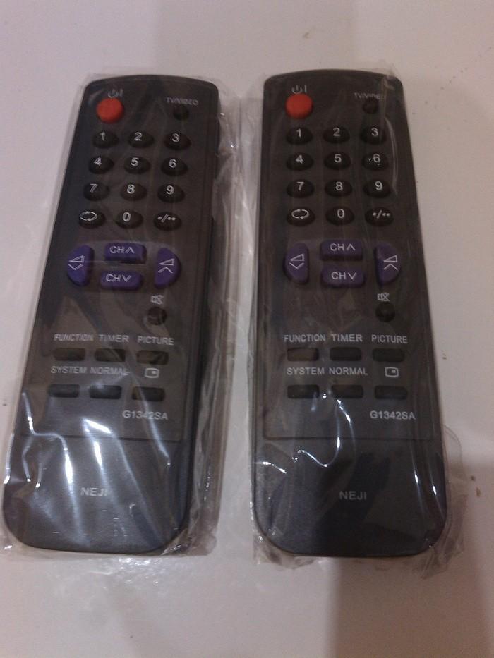 harga Remote untuk tv merk sharp Tokopedia.com