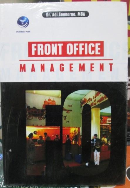 harga Front office management Tokopedia.com