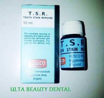 Jual Pemutih Penghilang Noda Gigi Tsr Tooth Stain Remover Ulta