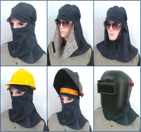 Jual TOPI LAS JEANS - MULTIGUNA - safetyclothing99  e8759a7a14
