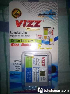 harga Andromax e860 2000mah battery / baterai vizz double power smartfren max e 860 / s5570 / s5750 / s5330 Tokopedia.com