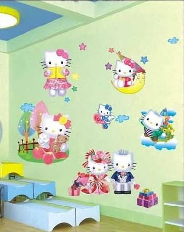 jual wall sticker / wallpaper / wallsticker / stiker tembok, dinding