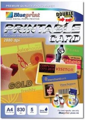 image relating to 5 Wishes Printable Version named Jual Blueprint Printable Card (BP-PCA4830G) - A4, 5 Sheet, 830 um, Gold Lam - DKI Jakarta - Wants Personal computer Tokopedia