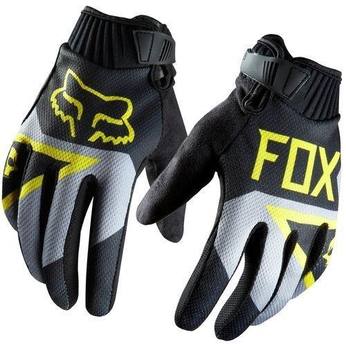 Sarung Tangan/Glove FOX Demo MTB Hitam Abu