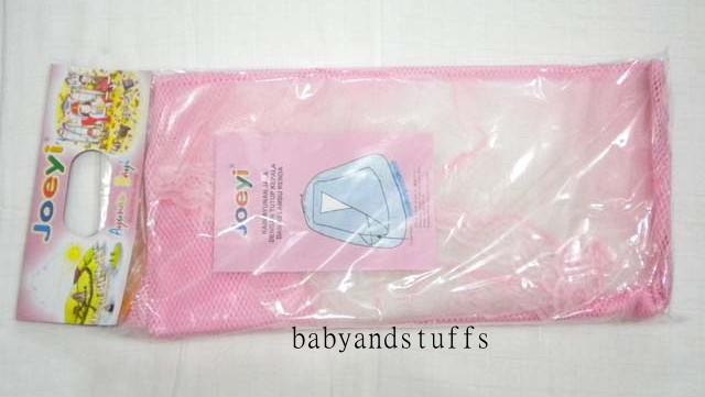 harga Joeyi - kain ayunan bayi + kain kelambu (pink) Tokopedia.com