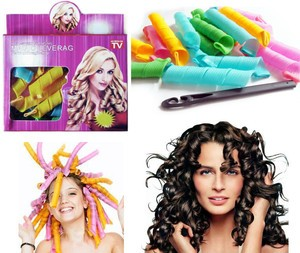 Magic Leverag Curly Salon Roll Keriting Rambut Fashion akesoris wanita  pesta hair leverage barang unik china reseller 9bc4c792a5