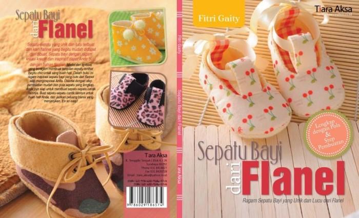 harga Fitri gaity - sepatu bayi dari flanel Tokopedia.com