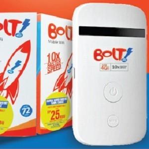 Modem Mifi ZTE MF90 Bolt 4G LTE Up To 72 Mbps