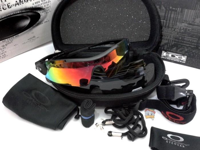 Jual Oakley Magnum Black 6 lensa - cepiklepi Store  1d1744dda9
