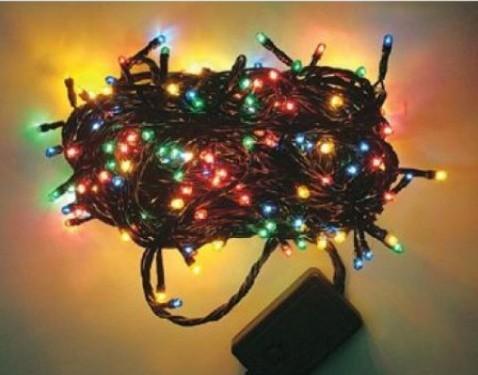Lampu Pohon Natal Unik