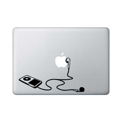 harga Apple mac book 13  decal - ipod headset Tokopedia.com