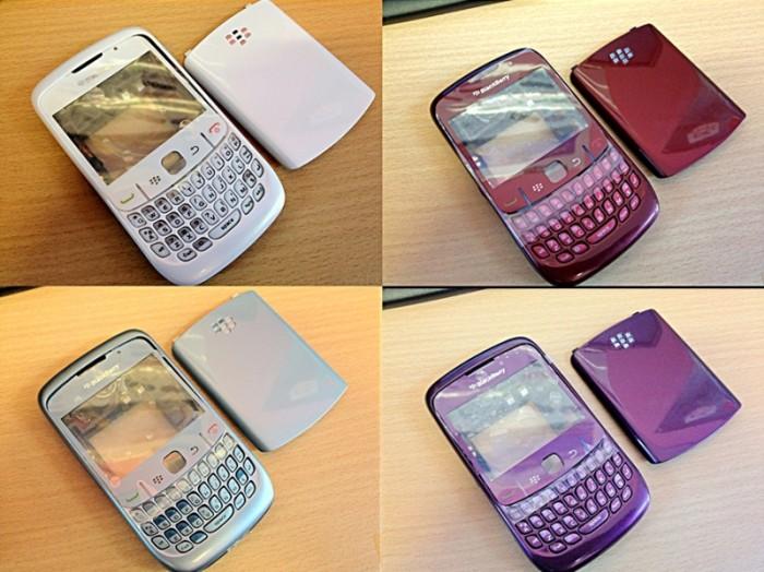 harga Casing fullset blackberry gemini 8520 / 8530 Tokopedia.com