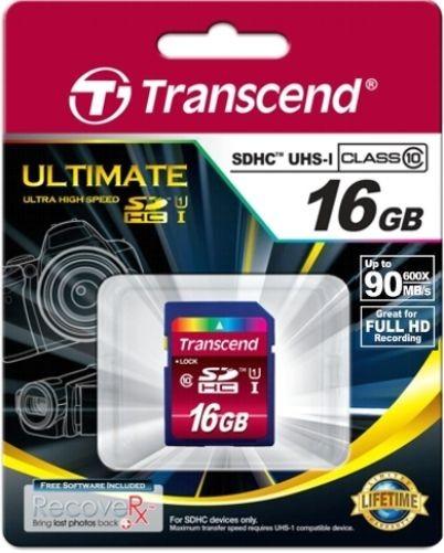 harga Transcend 16gb sdhc uhs-1 600x Tokopedia.com