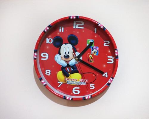 Jam Dinding Karakter Anak Mickey Mouse   Winne the Pooh   Ben 10 (Lucu dan  Menarik) cfbd65768e