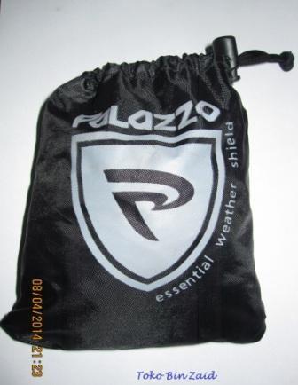 Rain Cover Bag PALAZZO - Jas Hujan (tas)