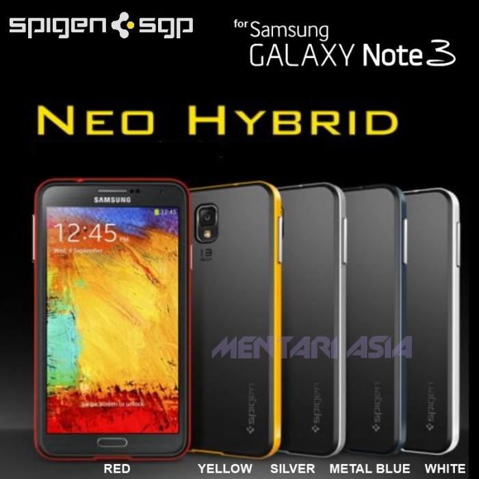 harga Case samsung galaxy note3 : spigen neo hybrid series Tokopedia.com
