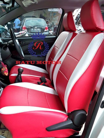 Sarung Jok Mobil Fortuner All Colour Bahan Mb Tech