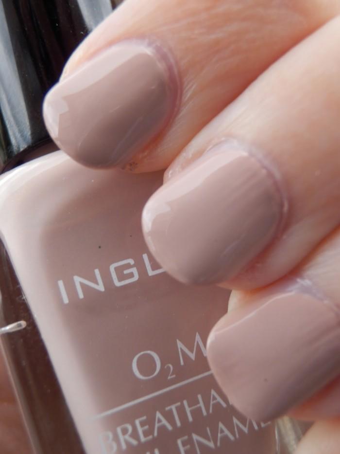 Inglot O2m Breathable Nail Polish Halal - Creative Touch