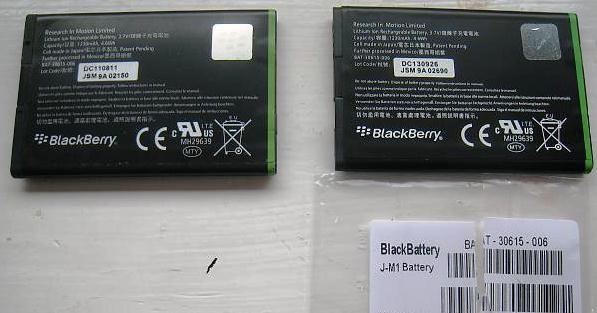 Jual Baterai Battery JM 1 Original 100 For Blackberry