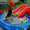 Jual Kolam Renang Anak Viking Pool Perosotan Kolam Ular Perosotan Dki Jakarta Aneka Mainan Online Tokopedia