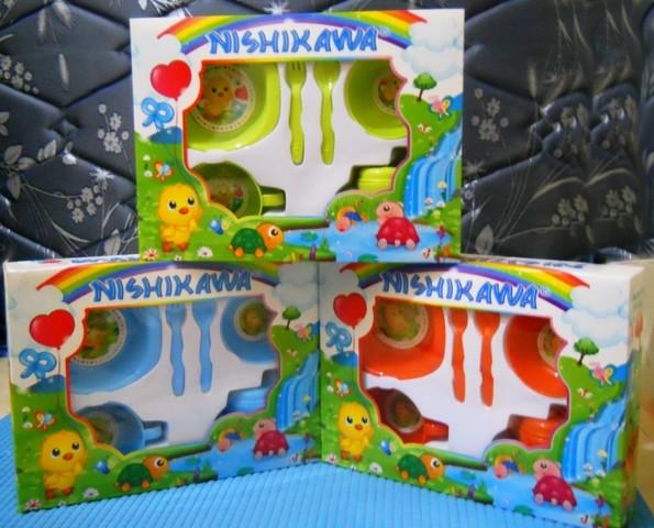 harga Feeding set - nishikawa Tokopedia.com