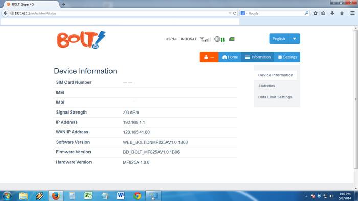 Zte Mf825a Firmware