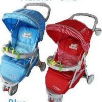 harga Pusat distributor Creative Stroller Runner 328 Roda 3 Praktis dan Simpel Tokopedia.com