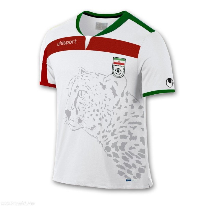 3ce66e723d6 Jual Jersey Iran Home World Cup 2014 - DKI Jakarta - Mabbarakka Shop ...