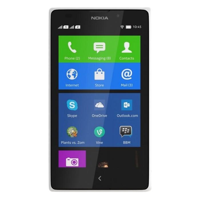 Foto Produk Nokia XL Dual Sim - 4 GB - Putih dari Toko Dani Sejahtera