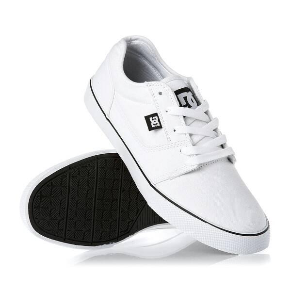 Jual Sepatu DC Tonik TX White Original USA - Awaluddin  333720922a
