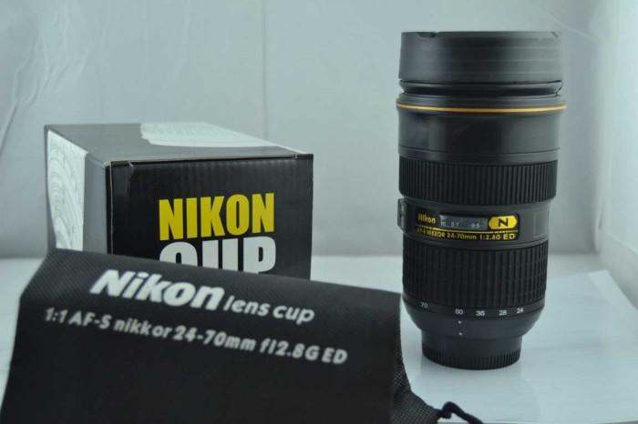 Mug Lensa NIKON AF-S 24-70mm f/2.8G ED zoomable