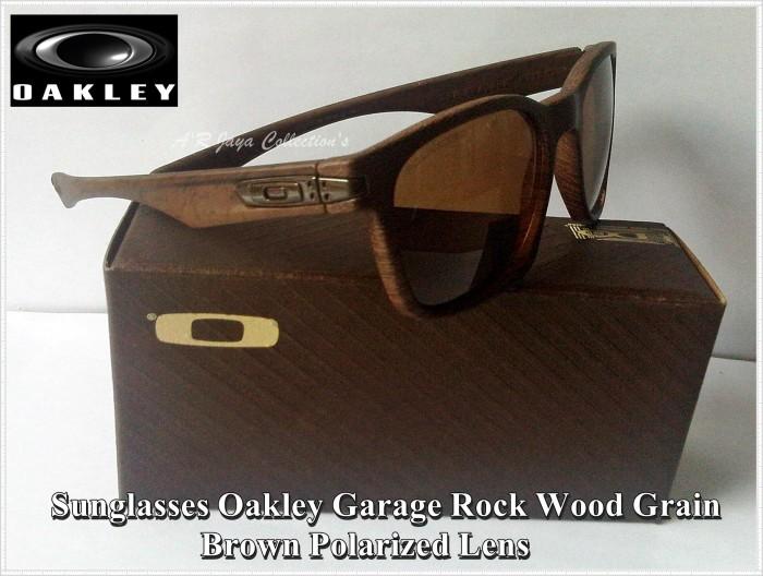 3f2005da79 ... wholesale authentic sunglasses kacamata outdoor oakley garage rock wood  7b63f 437c8 f4f97 976f1