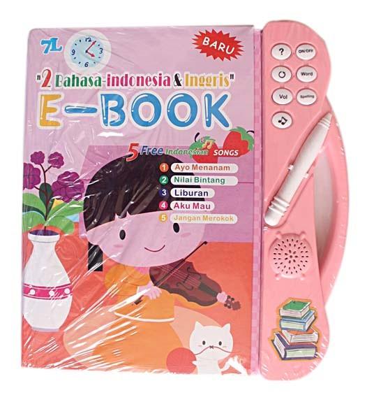 E BOOK 2 BAHASA (INDONESIA-INGGRIS)