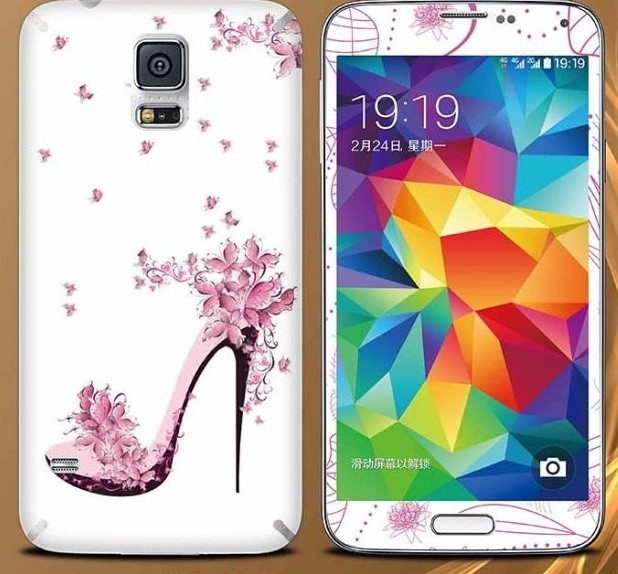 harga Heels ( screen protector cartoon / anti gores motif / screen guard ) case Tokopedia.com