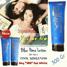 Bluepome Ice Cool Sensation/Blue Pome Ice Lotion 300gr spf 70/Pome Blue Original