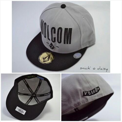 Jual hat topi volcom new era authentic - snick  o daisy  8bb7b5d355