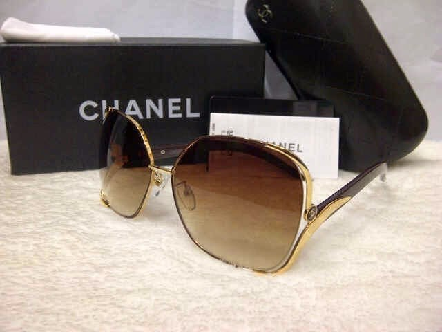 harga Kacamata sunglass chanel chp besi syahrini coklat Tokopedia.com