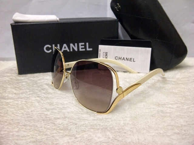 harga Kacamata sunglass chanel chp besi syahrini cream Tokopedia.com
