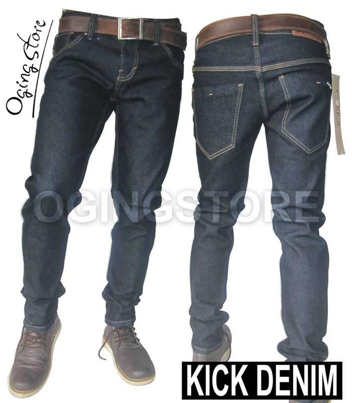Kick denim jeans *skiny