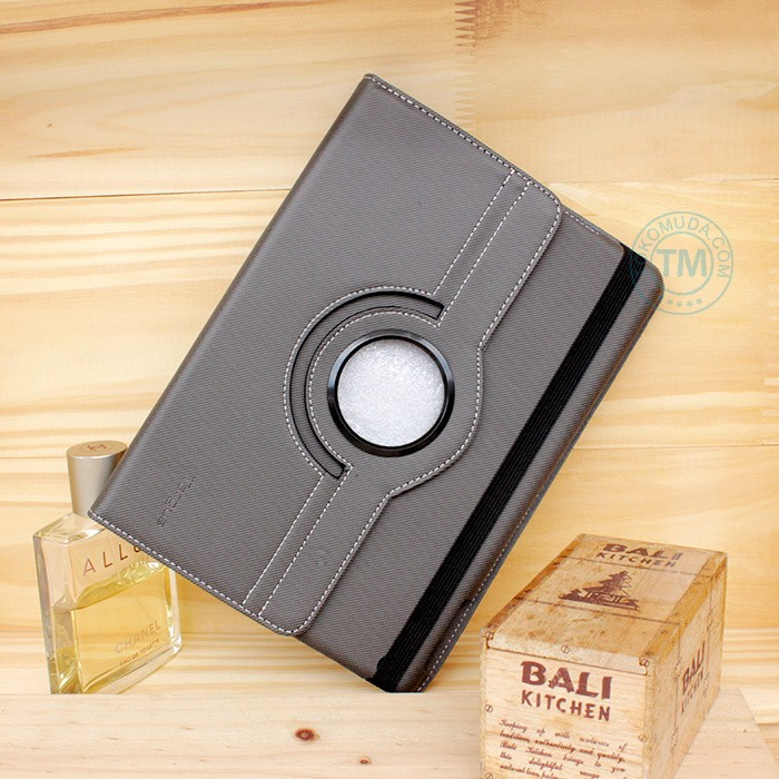 iPad Air 360 Rotating case [TARGUS] with 4 stand position Leather case Sarung Kulit iPAD Air