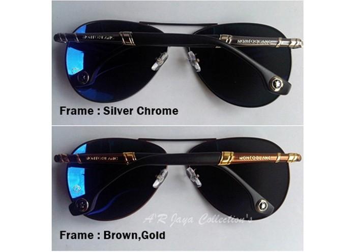 7b671be71e Home  Kacamata Pria Keren Montblanc Aviator. Sunglasses Kacamata Outdoor  MONTBLANC Trendy