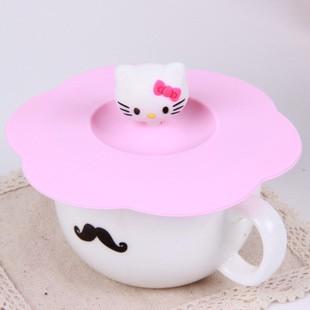 harga Tutup gelas / cangkir silikon motif hello kitty Tokopedia.com