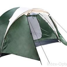 Tenda Camping Dome kap. 4 orang untuk Outdoor / Hiking