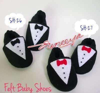 harga Sepatu bayi tuxedo (pre walker baby shoes) Tokopedia.com