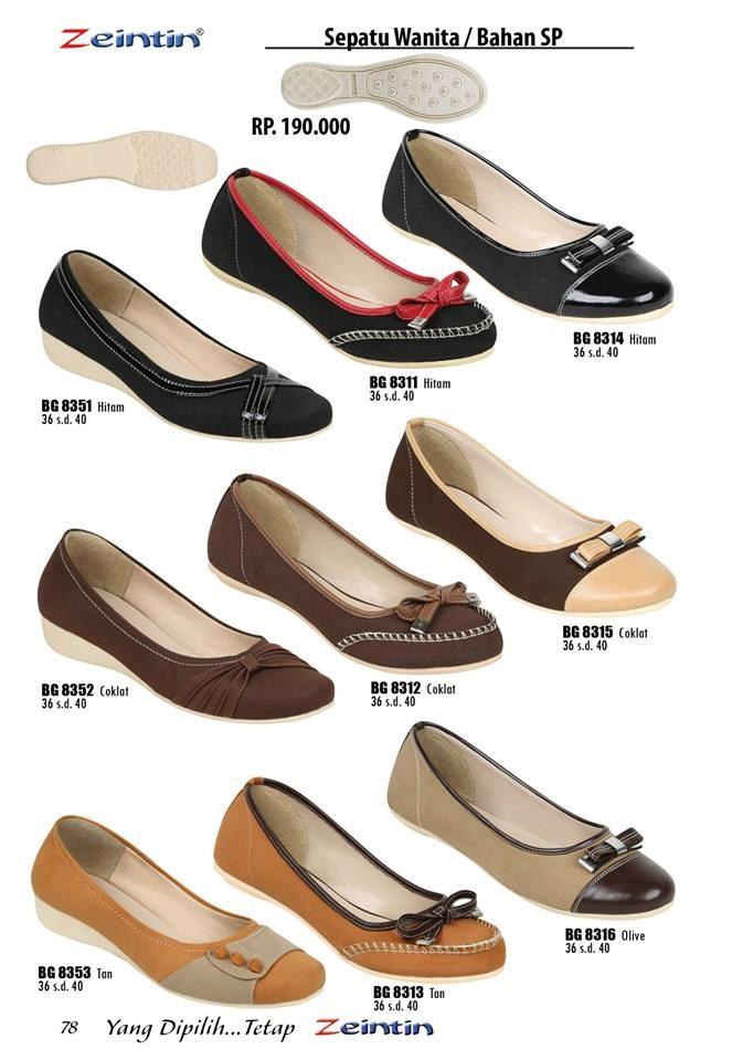 Sepatu Zeintin Wanita - Update Harga   BarangTerkini dan Terlengkap 8f4df7a1e3